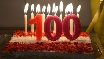 100 ans!
